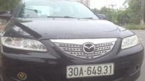 Cần bán Mazda 6 2003, màu đen