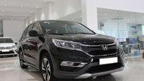 Bán ô tô Honda CR V 2.4AT đời 2015, màu đen, 845 triệu