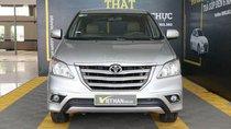 Cần bán xe Toyota Innova E 2.0MT năm 2016, màu bạc, giá tốt
