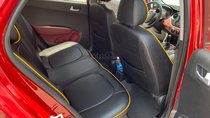 Hyundai Grand i10 1.2AT hatchback năm 2018, màu đỏ, hỗ trợ ngân hàng 75% giá trị xe