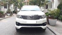 Bán Toyota Fortuner Sportivo 2.7 4x4 sản xuất 2014, biển Hà Nội