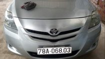 Bán Toyota Vios sản xuất 2009, màu bạc, 250tr