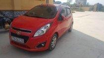Cần bán xe Chevrolet Spark sản xuất 2015, màu đỏ, 268tr