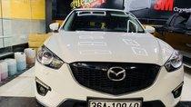 Bán Mazda CX 5 năm sản xuất 2014, màu trắng, xe gia đình