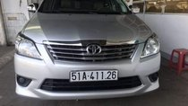 Bán Toyota Innova năm 2012, màu bạc