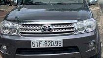 Bán gấp Toyota Fortuner sản xuất 2009, màu xám, 530 triệu