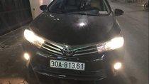 Bán Toyota Corolla altis 1.8G 2014, màu đen, chính chủ, giá tốt