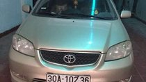 Cần bán xe Toyota Vios đời 2003, 210 triệu