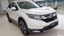 Bán xe Honda CR V đời 2019 mới 100%, màu trắng