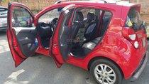 Bán xe Chevrolet Spark LTZ đỏ 2015