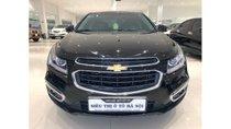 Chevrolet Cruze 1.8 AT 2017, màu đen, trả trước chỉ từ 147 triệu