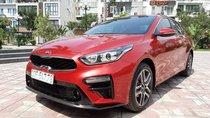 Bán ô tô Kia Cerato Deluxe sản xuất 2019, màu đỏ, 665 triệu