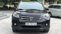 Bán Honda CRV 2.4 2014, màu đen, biển Hà Nội