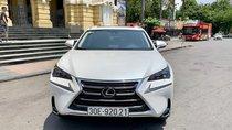 Bán Lexus NX 200t năm sản xuất 2014, màu trắng, nhập khẩu