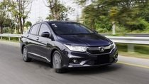 Bán Honda City sản xuất năm 2018, màu đen, xe gia đình, 570tr