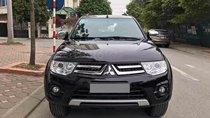 Cần bán Mitsubishi Pajero sport 2017, số tự động, màu đen cực mới