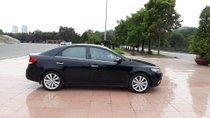 Cần bán Kia Cerato sản xuất năm 2010, màu đen, nhập khẩu