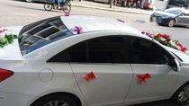 Bán Chevrolet Cruze sản xuất 2017, màu trắng, xe có dính Bank