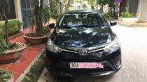 Bán xe Toyota Vios năm sản xuất 2014, màu đen số sàn, giá tốt