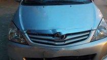 Bán Toyota Innova năm 2011, màu bạc, số sàn, giá tốt