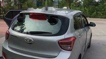 Cần bán Hyundai Grand i10 2014, màu bạc, nhập khẩu nguyên chiếc, 255tr