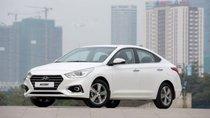 Bán Hyundai Accent năm sản xuất 2019, màu trắng, nhập khẩu nguyên chiếc