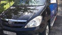 Cần bán lại xe cũ Toyota Innova 2006, màu đen