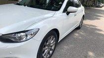Bán xe Mazda 6 2.0 sản xuất năm 2015, màu trắng, giá 640tr