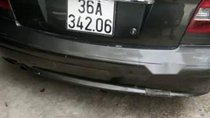 Bán ô tô Daewoo Nubira năm 2000, màu đen, nhập khẩu nguyên chiếc xe gia đình, giá chỉ 75 triệu