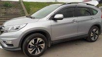 Cần bán gấp Honda CR V đời 2016, màu xám, giá 850tr