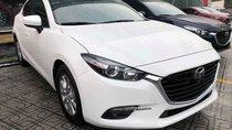 Bán Mazda 3 1.5 Luxury sản xuất năm 2019, màu trắng, 669 triệu