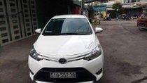 Cần bán lại xe Toyota Vios đời 2018, màu trắng chính chủ