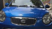 Cần bán Kia Morning đời 2011, màu xanh lam ít sử dụng