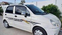 Bán ô tô Daewoo Matiz sản xuất 2003, màu trắng xe gia đình