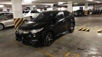 Bán Honda HR-V 2019, màu đen, xe nhập khẩu nguyên chiếc Thái Lan