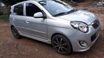 Cần bán lại xe Kia Morning sản xuất 2011, màu bạc, giá 168tr