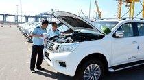 Nhiều xe ô tô kém chất lượng, bị tẩy xoá số khung được nhập khẩu về Việt Nam