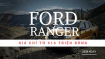 Trả trước 230 dắt ngay Ford Ranger mới về nhà - LH: 0935389404 - Mr. Hoàng - Ford Đà Nẵng