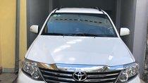 Bán Toyota Fortuner Sportivo 2014 tự động, màu trắng