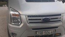 Cần bán lại xe Ford Transit năm sản xuất 2018, màu bạc, giá 650tr