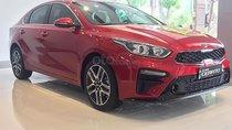 Cần bán xe Kia Cerato 1.6 AT Delu 2019, màu đỏ, 635 triệu