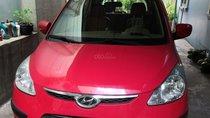 Bán xe Hyundai Grand i10 1.2 AT sản xuất 2010, màu đỏ, nhập khẩu