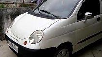 Bán Daewoo Matiz SE 0.8 MT đời 2004, màu trắng