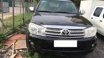 Bán Toyota Fortuner đời 2009, màu đen ít sử dụng