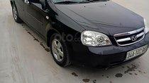 Bán xe cũ Daewoo Lacetti EX năm 2009, màu đen