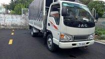 Bán xe tải JAC 2T4 thùng 4m3 máy Isuzu trả trước 60tr nhận xe ngay