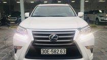 Bán GX460 sản xuất 2016, màu trắng, nội thất kem, LH 0981235225 - 0941686611