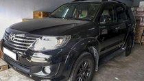 Cần bán Toyota Fortuner V 2.7AT 2012, màu đen
