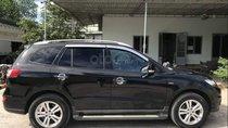 Chính chủ bán Hyundai Santa Fe sản xuất năm 2009, màu đen, xe nhập