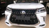 Bán Lexus LX570 Super Sport, màu trắng, model 2019, mới 100%, xe giao ngay, LH 0906223838